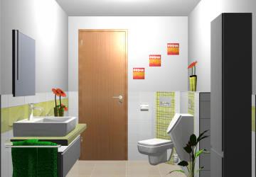 3D-Planung WC