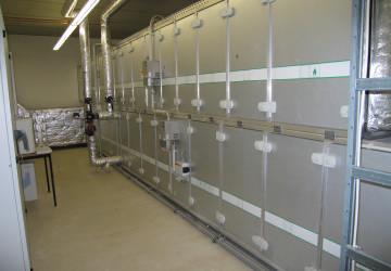 Klimaanlage Industrie
